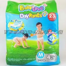 Детские памперсы из Тайланда Baby Love