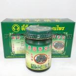 Тайский травяной зеленый бальзам – набор из трех баночек по 50 грамм