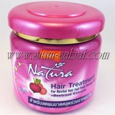 Витаминная маска против выпадения волос с экстрактом свеклы Lolane