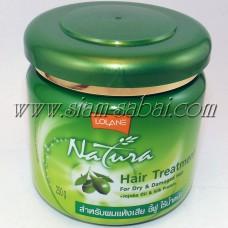 Восстанавливающая маска для сухих и поврежденных волос  Lolane