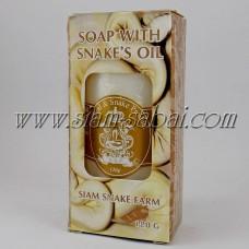 Мыло со змеиным маслом для лечения проблемной кожи